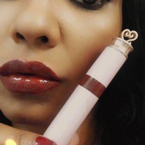 Venus Kiss ( Bloody Red) Liquid Lipstick Creamy